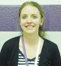 Biology Teacher Miss Rowland