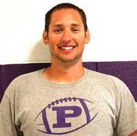 Junior High Health and PE Teacher Mr. Holcomb