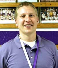 Chemistry & ICP Teacher Mr. Noble