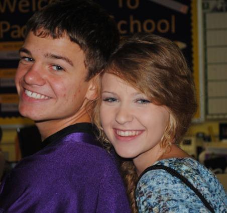 Kyle Watkins & Abbie Leonard