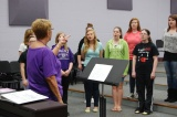 Today @ PHS: JV Choir Practice