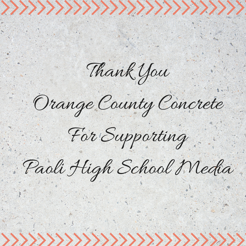 thank-youorange-county-concretefor-supportingpaoli-high-school-media